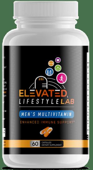 Elevated Men's Multivitamin
